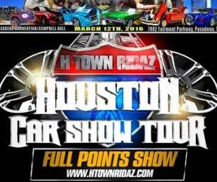 Houston Car Show Tour